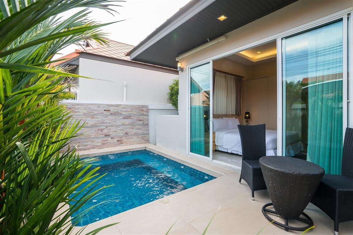 The Ville Jomtien Pool Villa Khao Talo Pattaya Room
