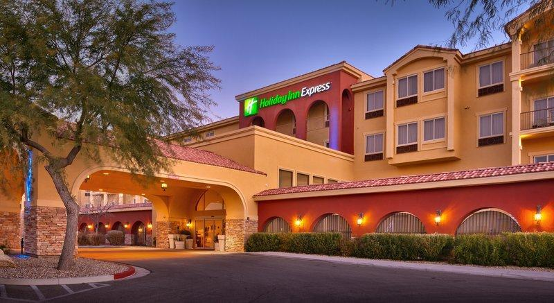 Holiday Inn Express Suites Mesquite Nevada Mesquite Nv