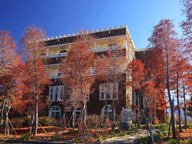 南投縣清境儷景豪斯登堡 (Huls Ten Bosch Hotel) - Agoda 提供行程前一刻網上即時優惠價格訂房服務