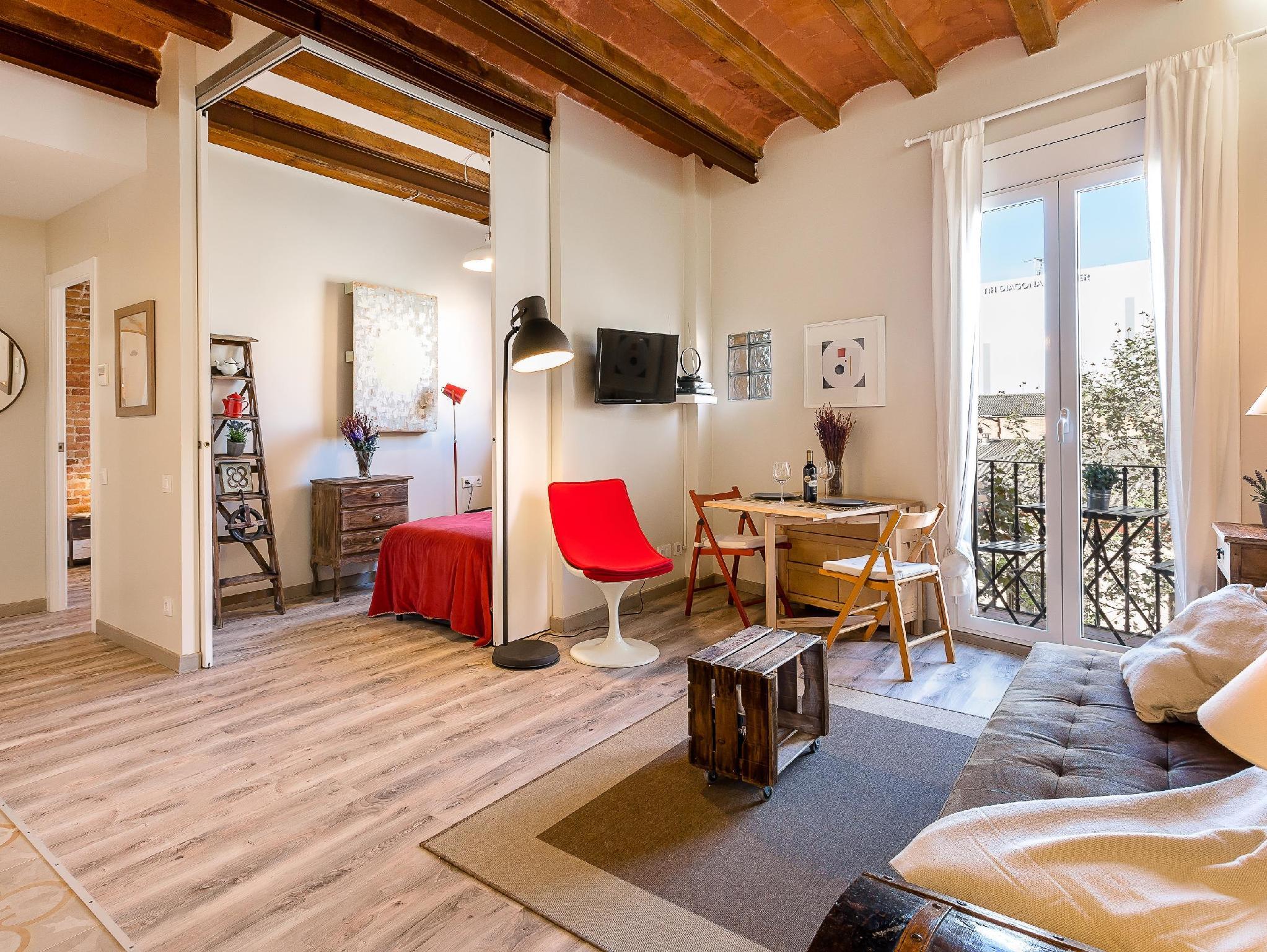 Homearound Vintage Suites Barcelona Spain Photos Room