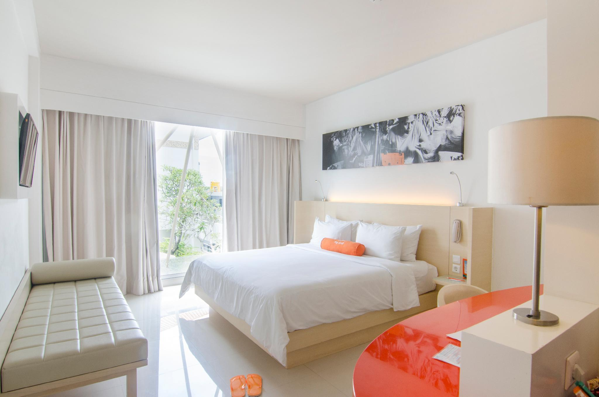 Harris Hotel Conventions Denpasar Bali In Indonesia Room