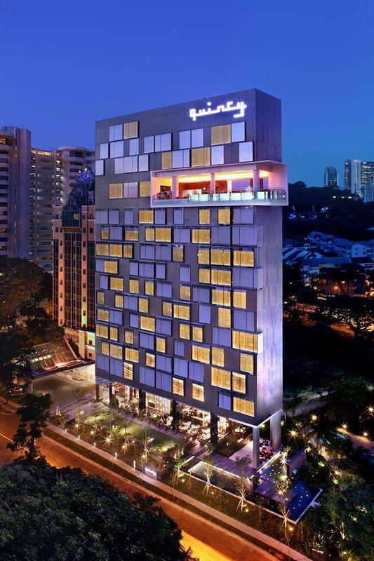 Quincy Hotel By Far East Hospitality Orchard Singapura