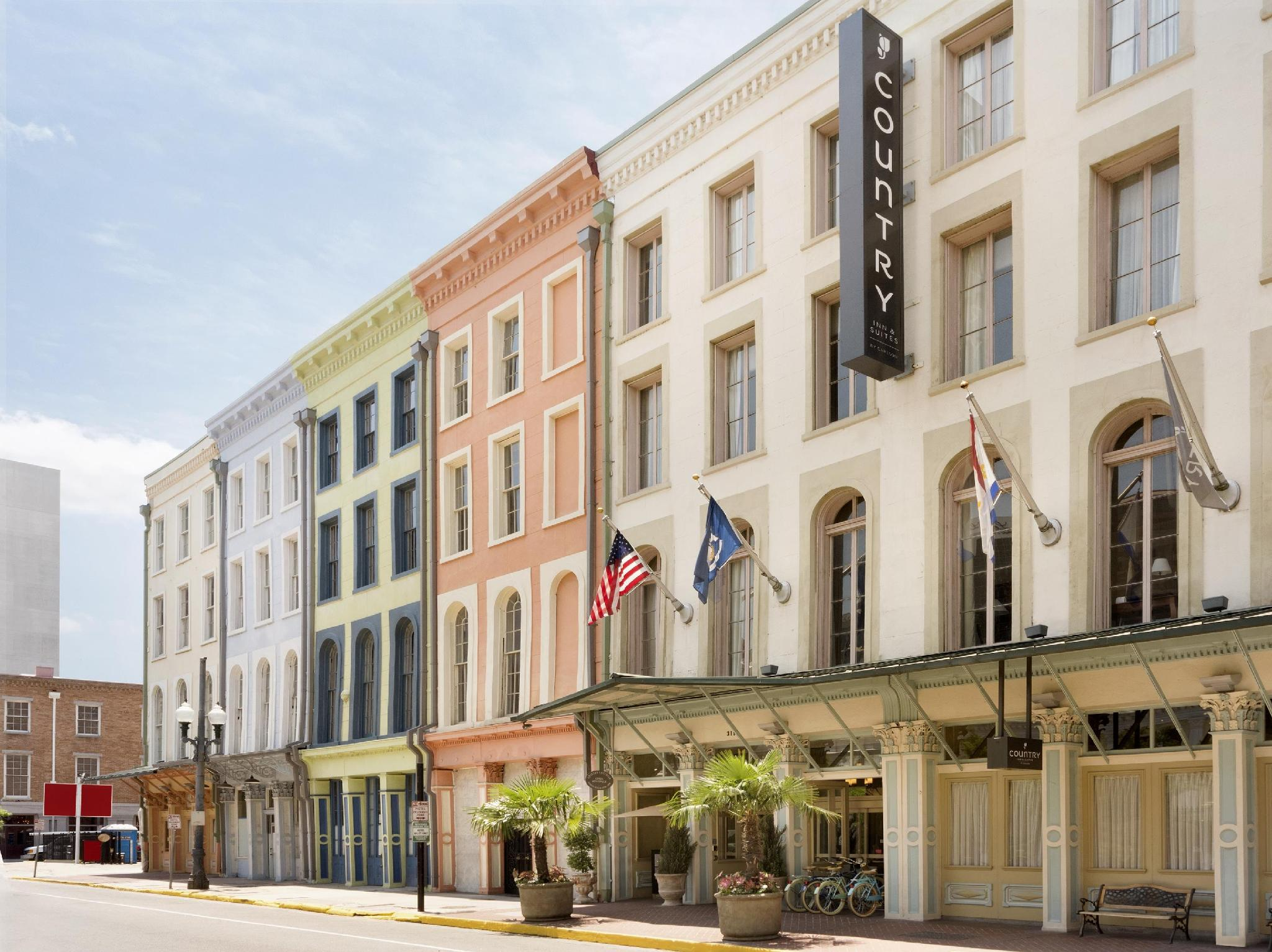 country inn and suites by carlson new orleans french quarter