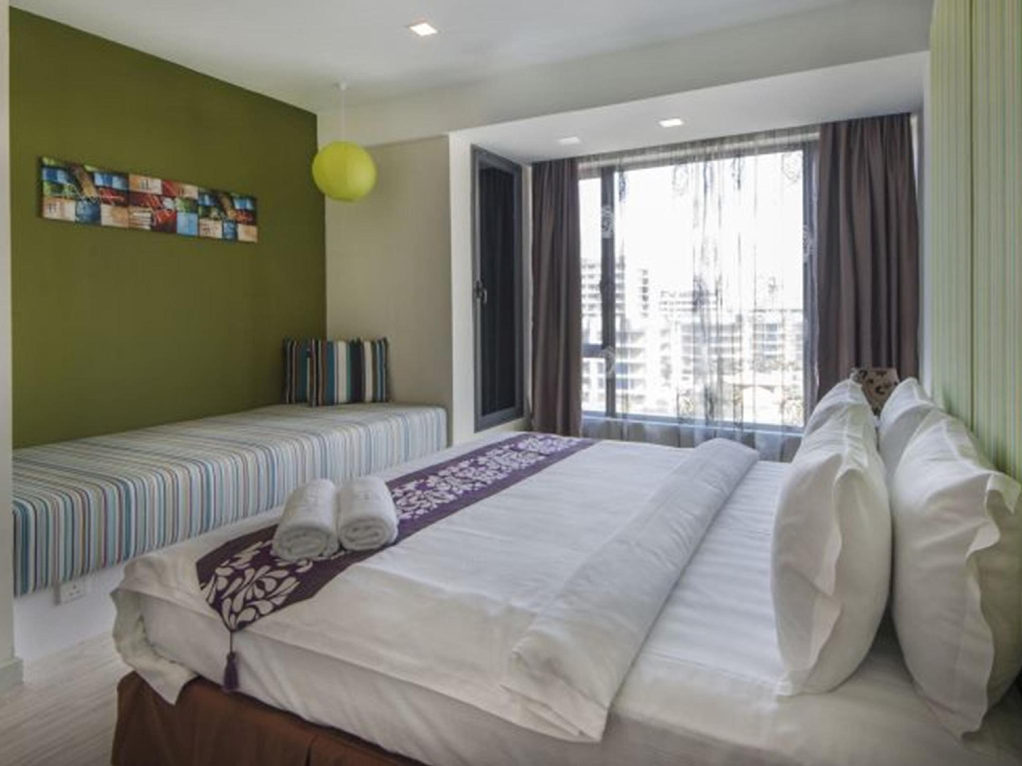 Borneo Vista Suites By Bv Hotel Central Business District