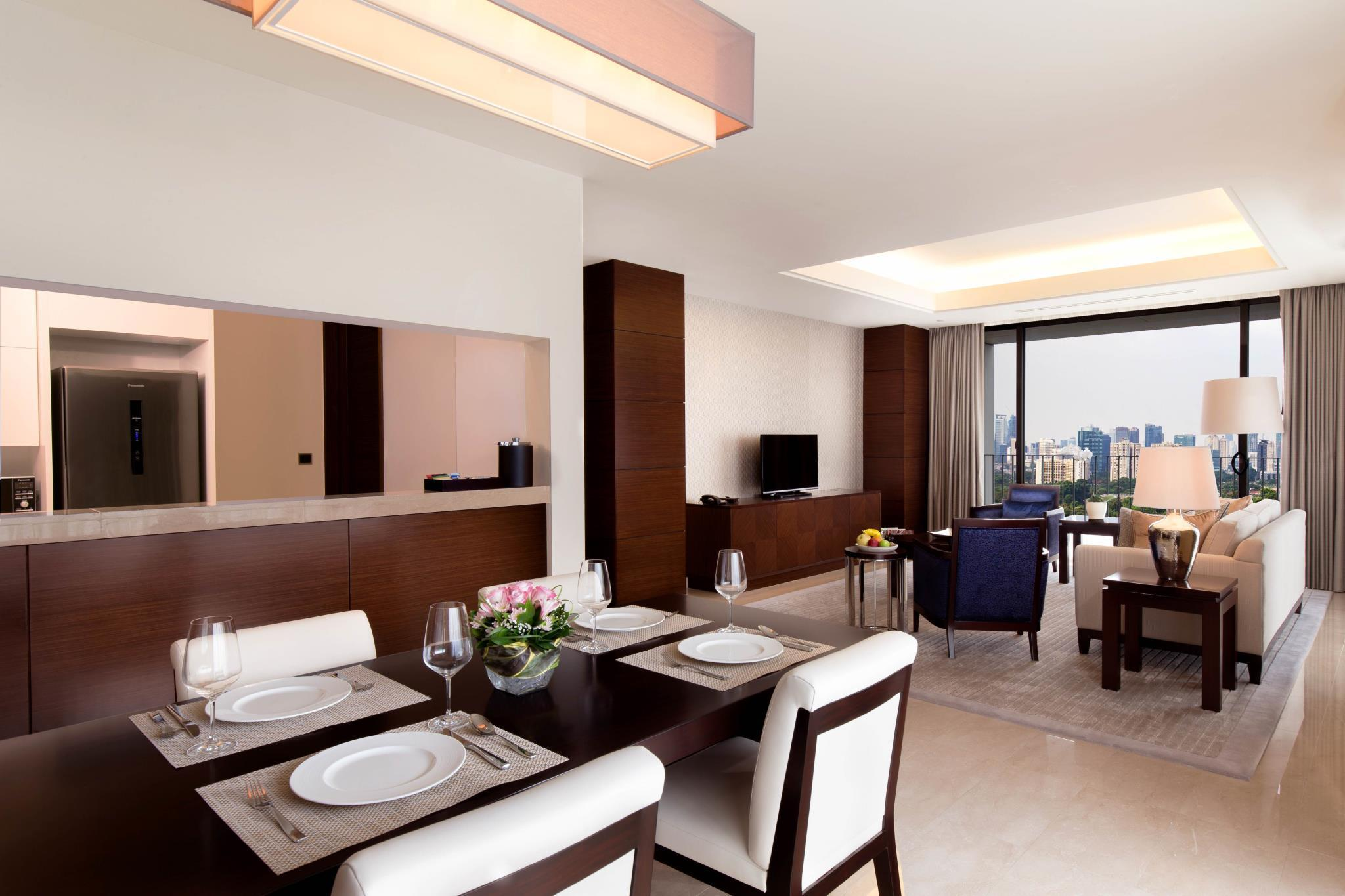 Fairmont Jakarta Hotel From 136 Room Deals Photos Reviews