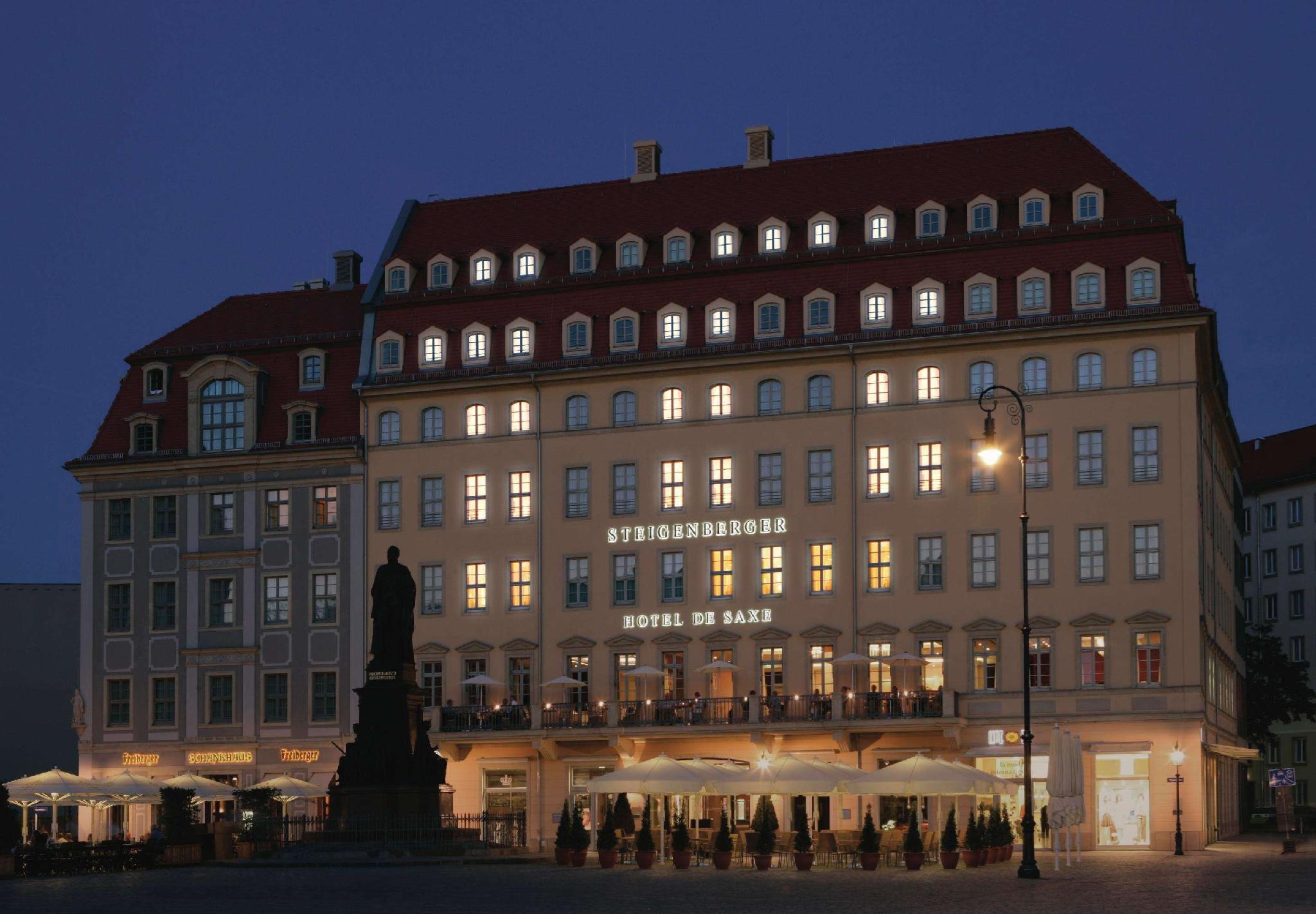 Steigenberger Hotel De Saxe Altstadt Dresden Room Deals