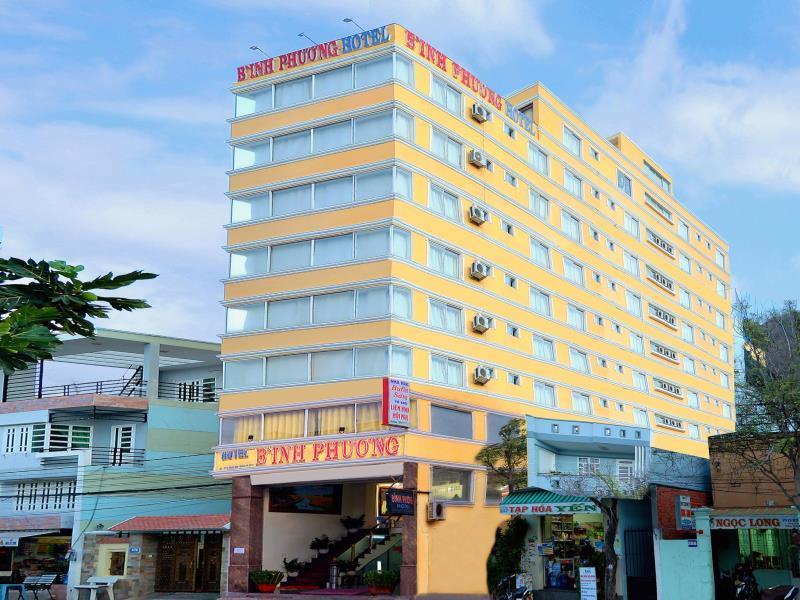 Khách sạn Bình PHương (Binh Phuong Hotel Vung Tau)