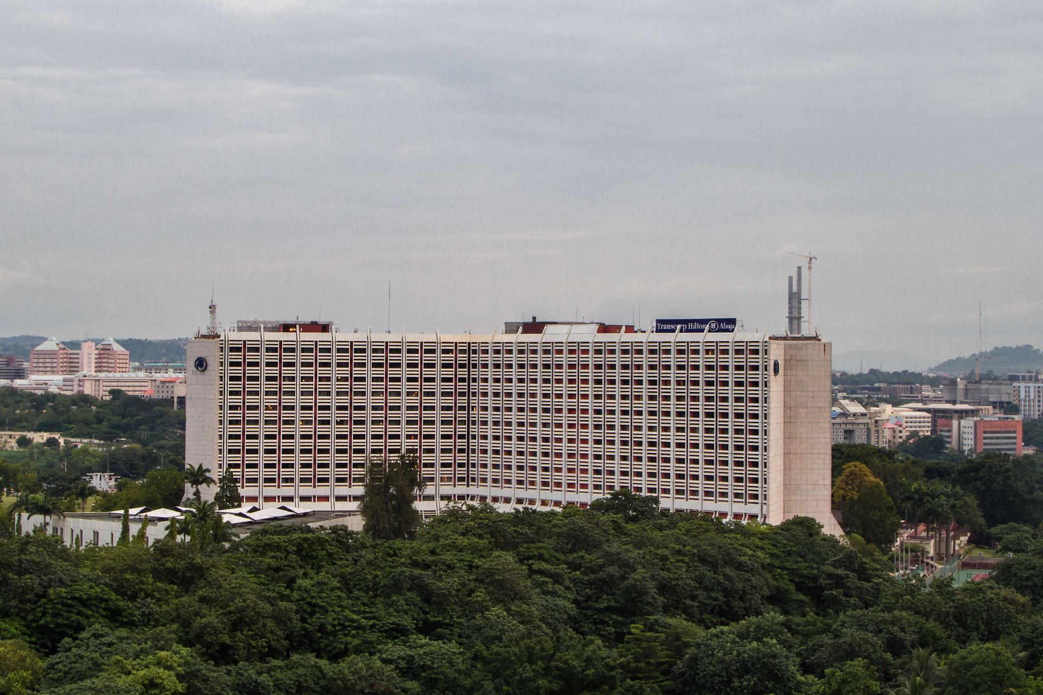 Transcorp Hilton Abuja Hotel In Nigeria Room Deals Photos