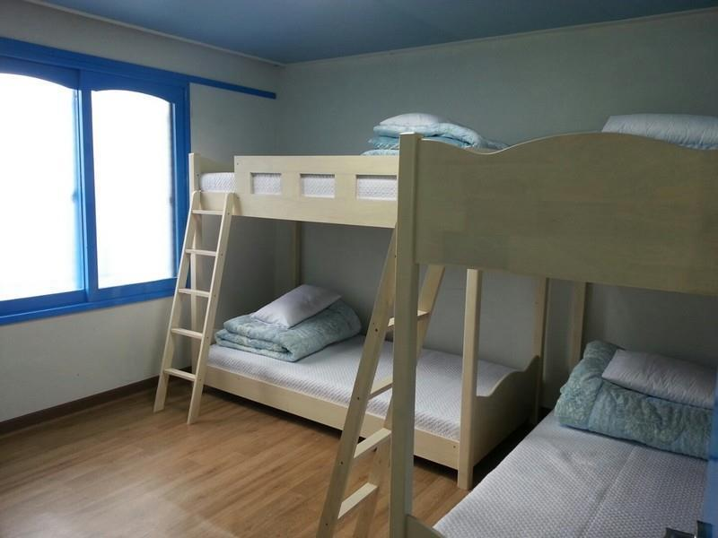 Santorini Guesthouse Pulau Jeju Promo Harga Terbaik