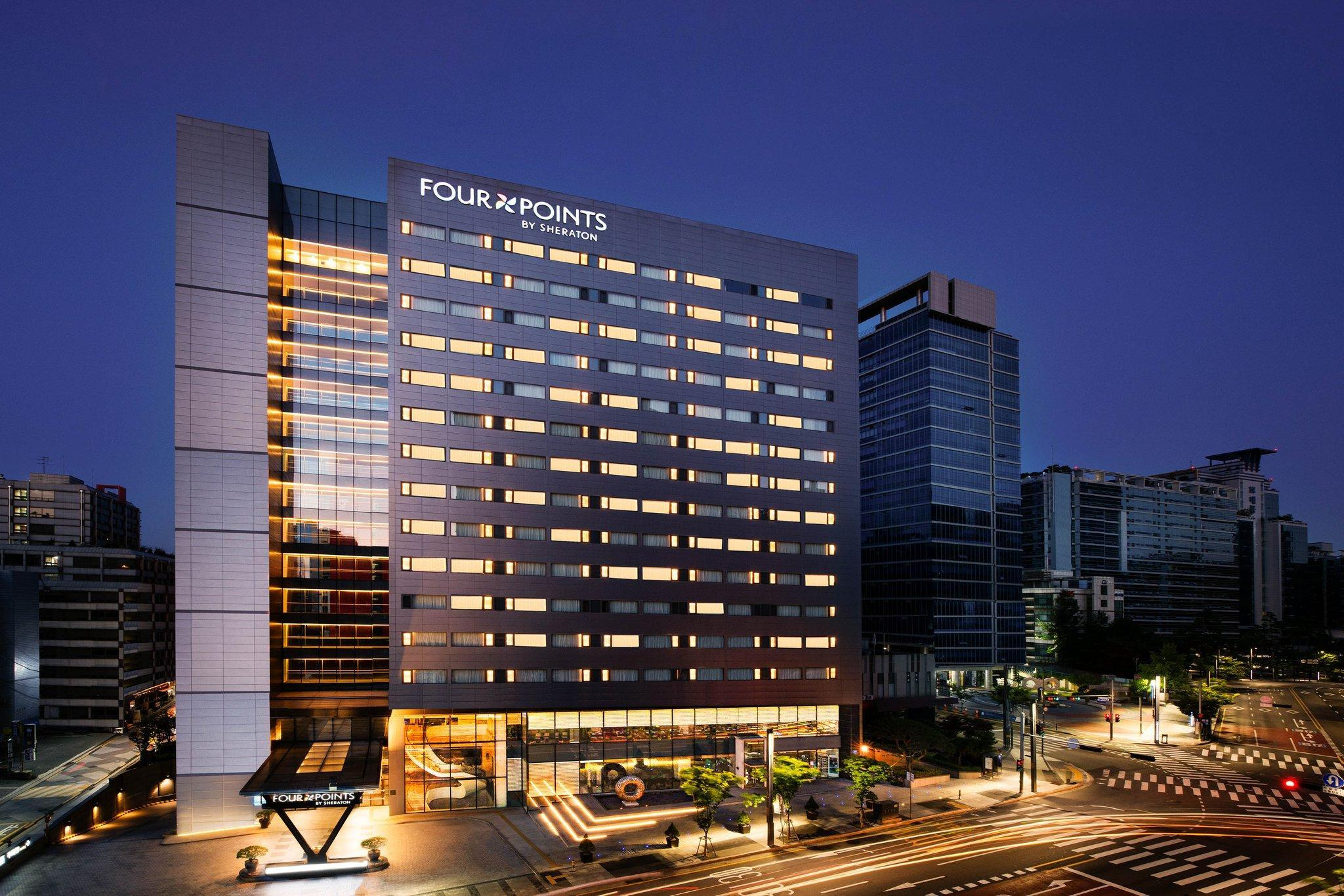 Four Points By Sheraton Seoul Guro In South Korea Room