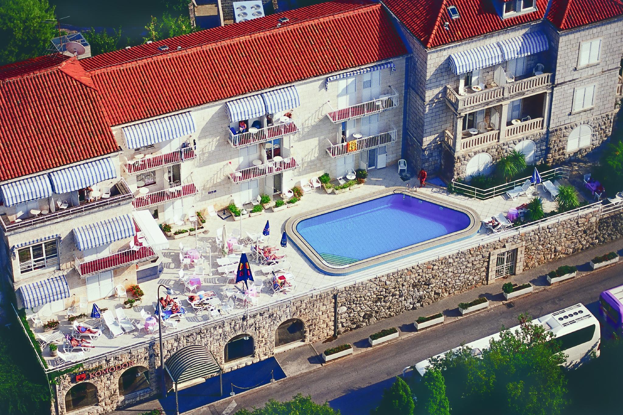Hotel Komodor In Dubrovnik Room Deals Photos Reviews