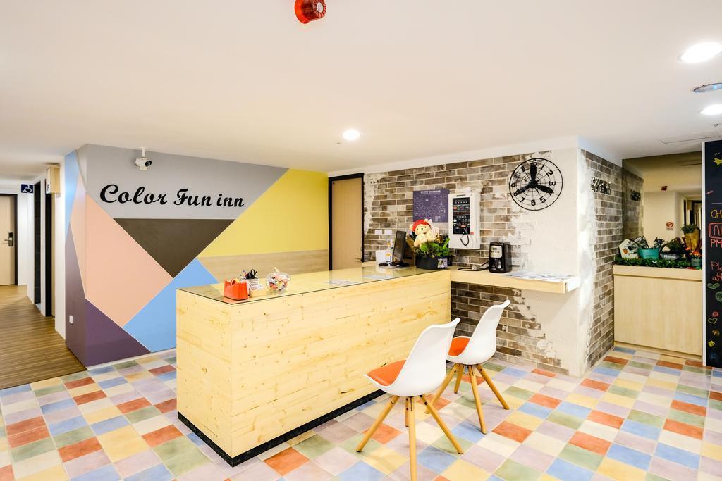 高雄市繽紛樂旅店 (ColorFun inn) - Agoda 提供行程前一刻網上即時優惠價格訂房服務