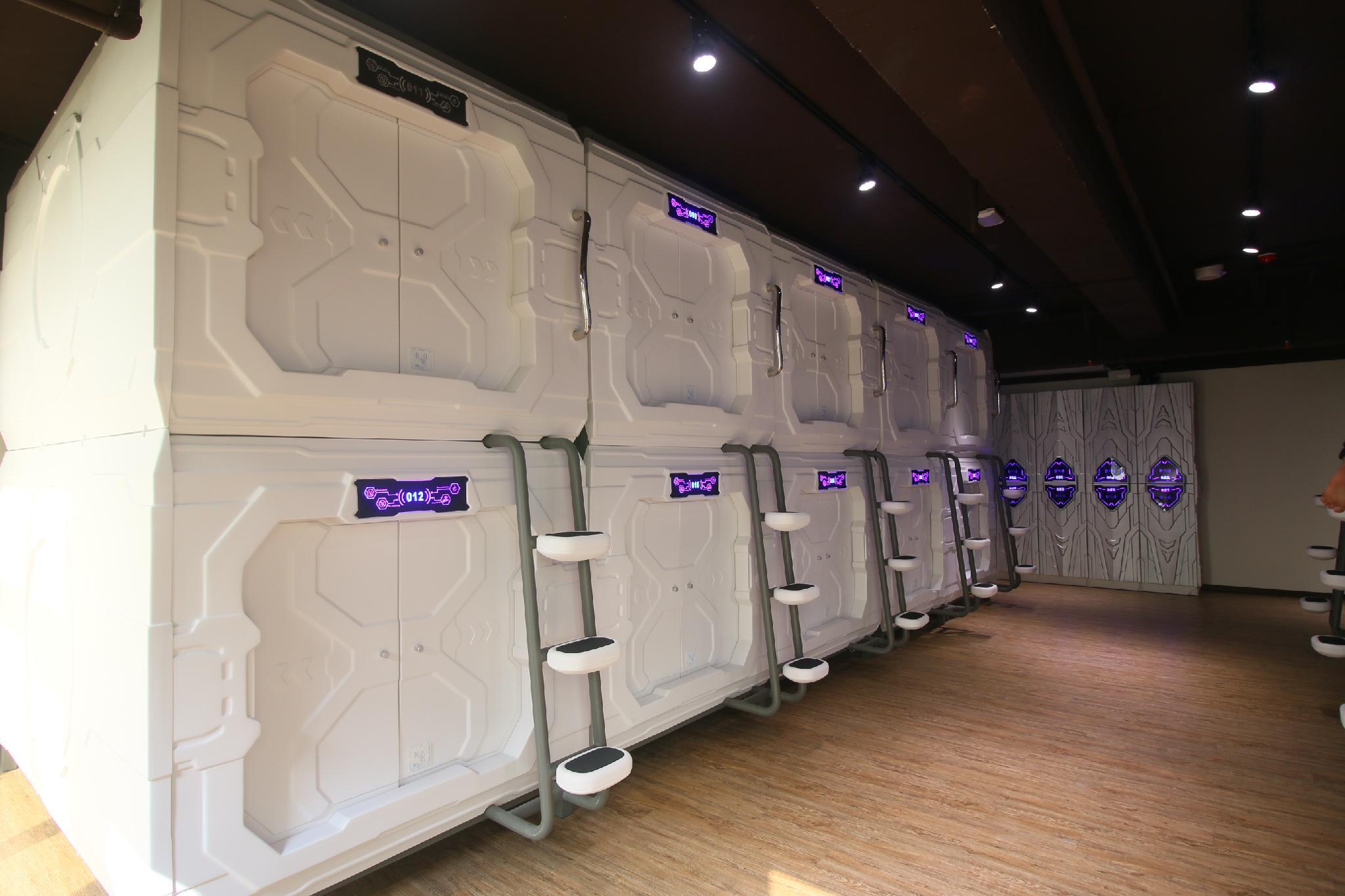 沐品居 太空旅棧   臺中市 2020年 最新優惠 TWD499 │ 點進來看照片和評論~