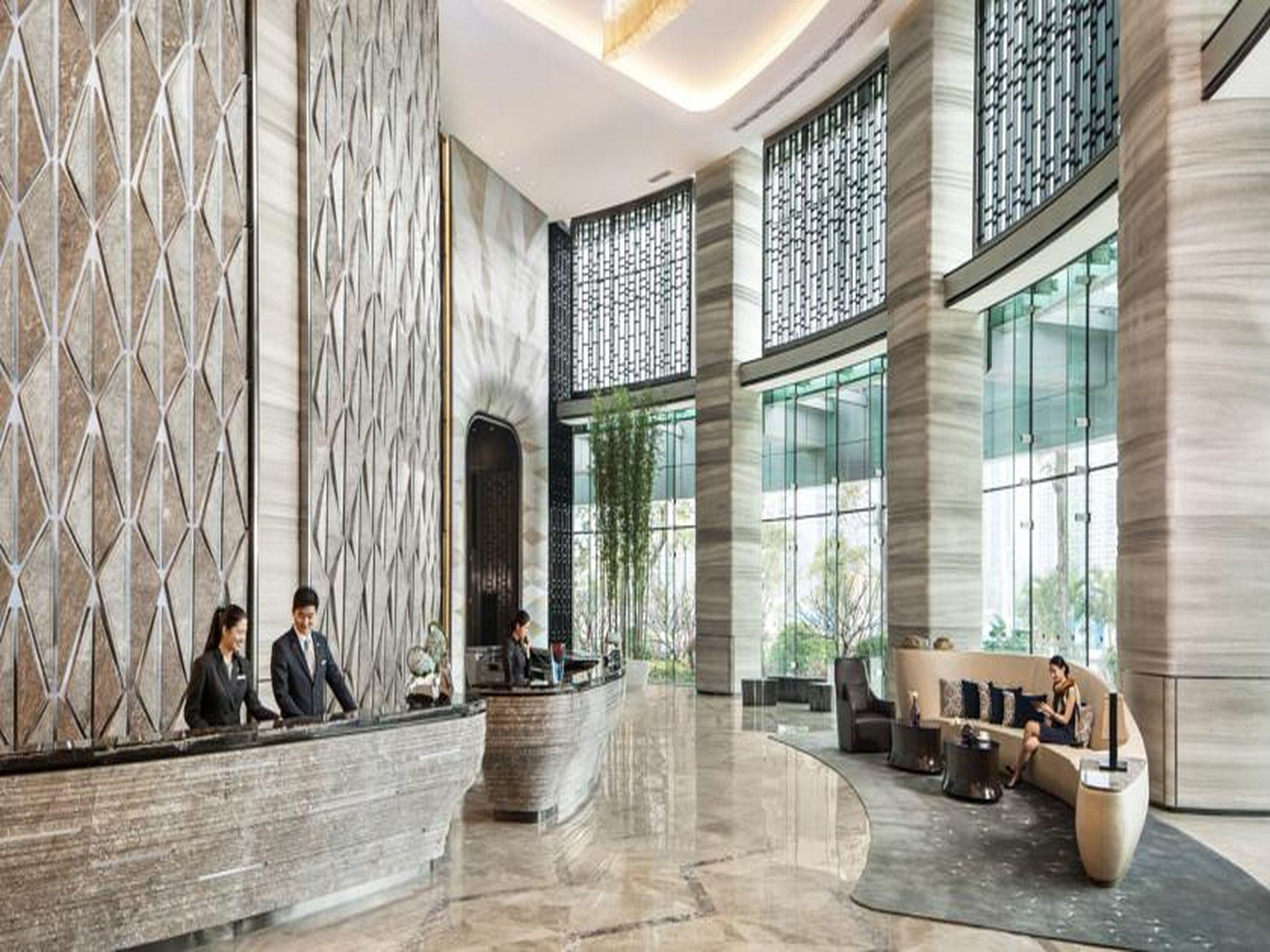 JW Marriott Hotel Shenzhen Baoan China  Photos Room