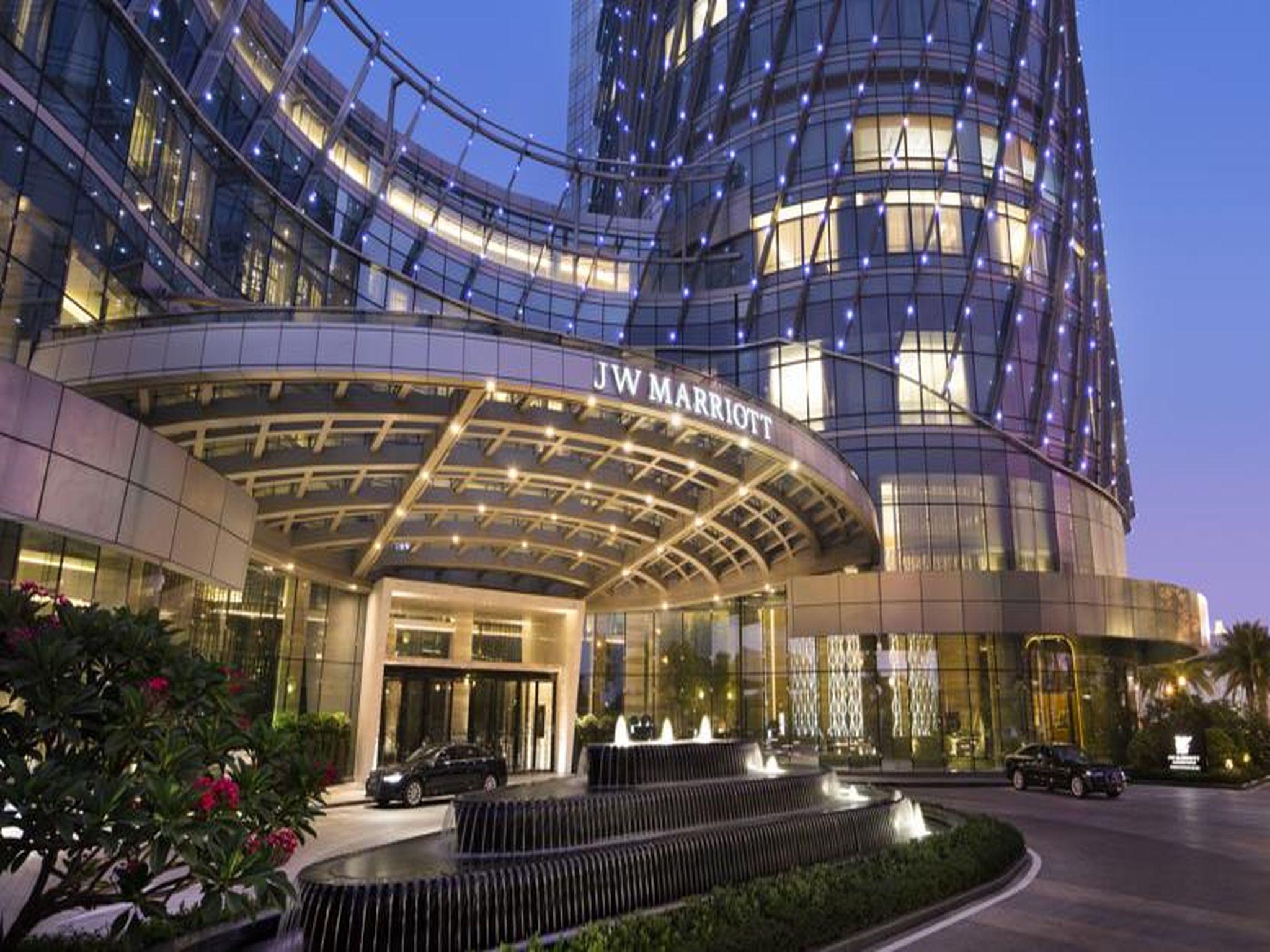 JW JW Marriott Hotel Shenzhen Baoan__