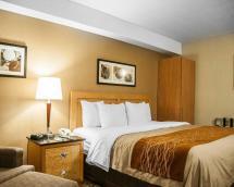 Comfort Inn Hotel Laval In Qc - Room Deals
