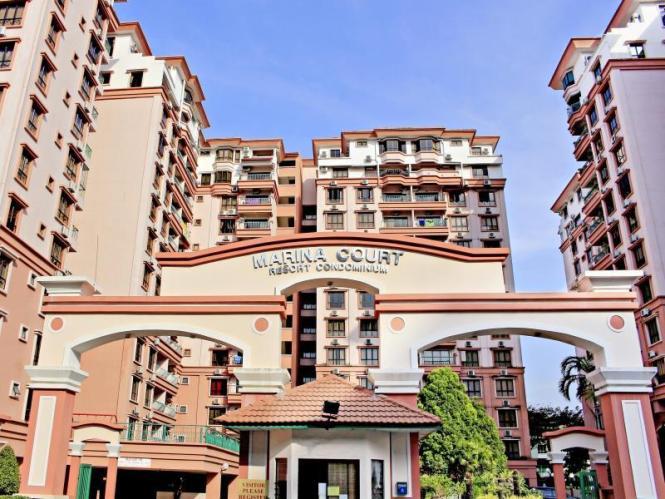 Kk Vacation Apartments Marina Court