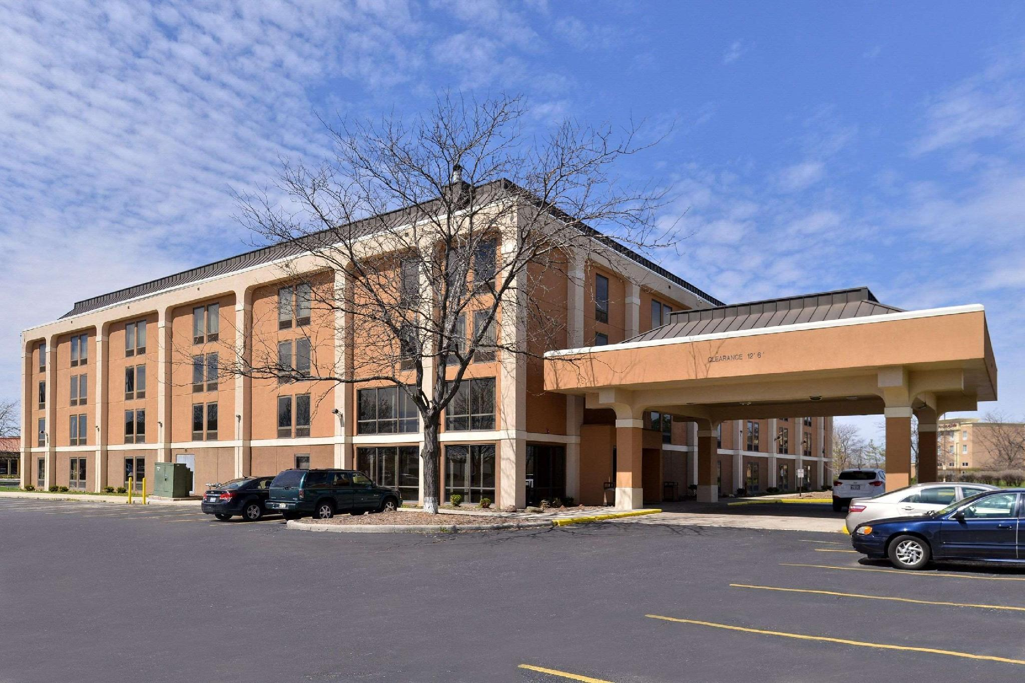 Quality Inn And Suites Matteson Matteson Il United