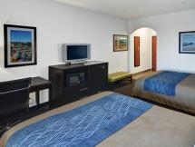 Comfort Inn And Suites Beachfront Galveston In