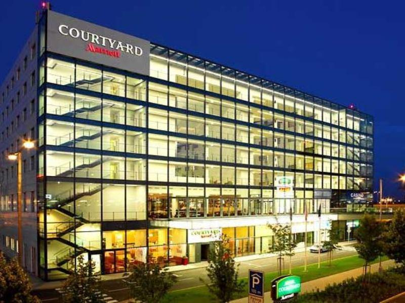 Courtyard By Marriott Prague Airport Praha 6 Praha Mulai