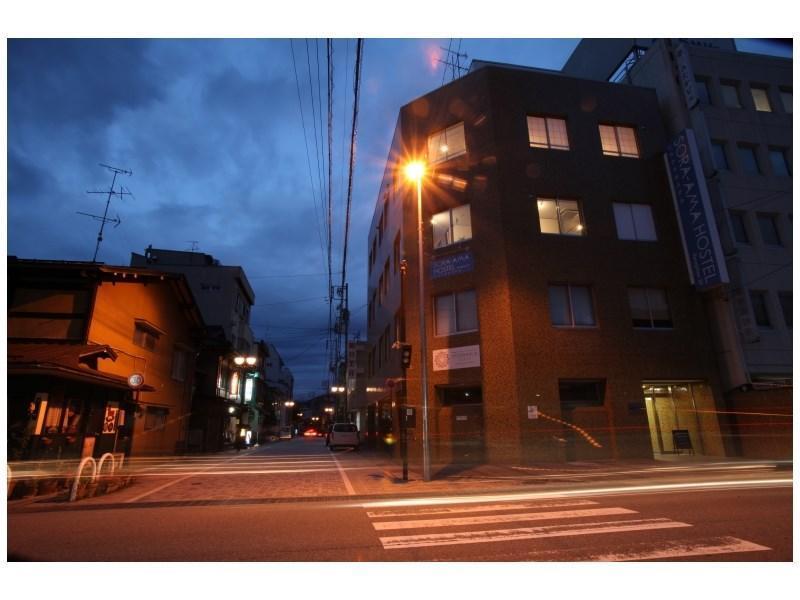 Sora Ama Hostel Takayama Japanican Com