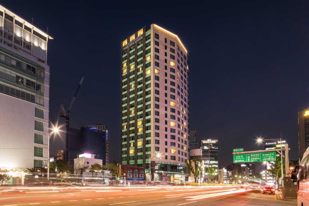 Sotetsu Hotels The Splaisir Seoul Dongdaemun Korea Selatan