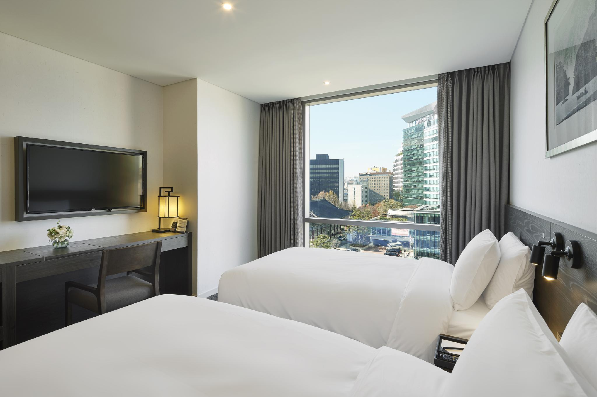 Nine Tree Premier Hotel Insadong Seoul South Korea