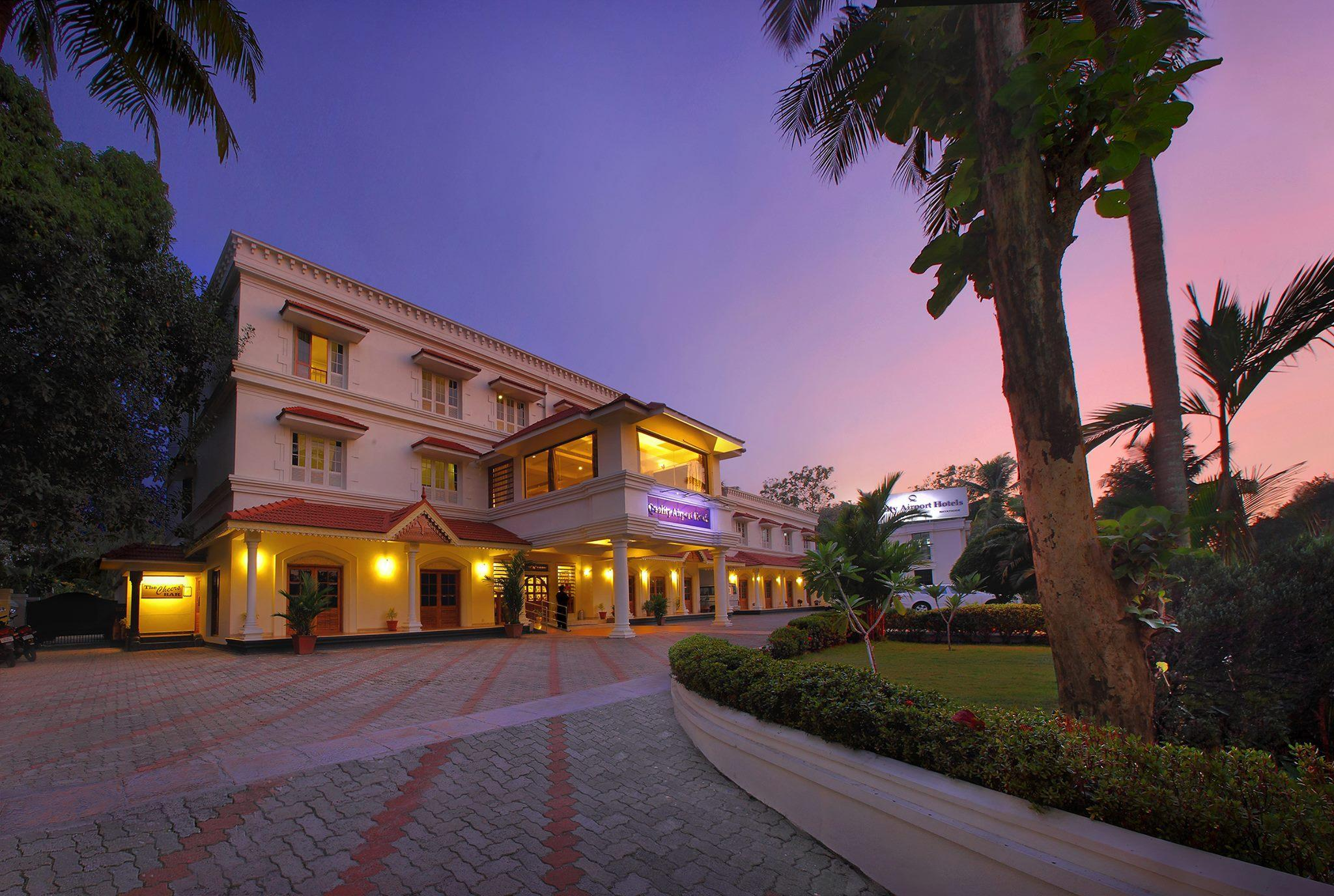 Quality Airport Hotel Cochin International Airport Kochi