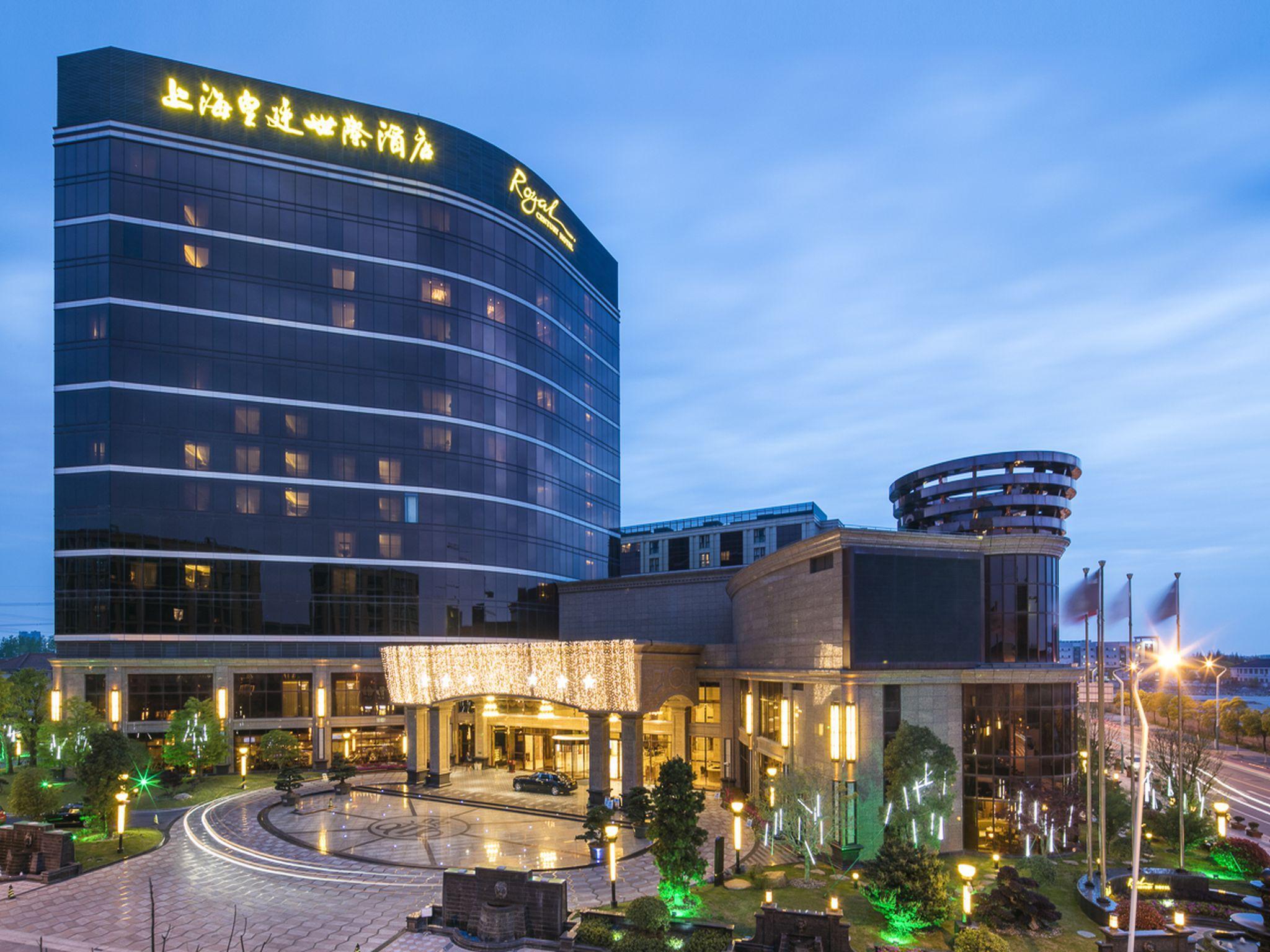 Hotels Near Shanghai Disneyland Shanghai Best Hotel Rates
