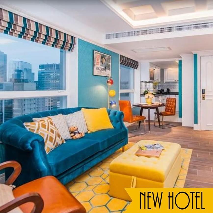 香港 木的地酒店 - 中環 (Hotel Madera Hollywood)   Agoda推介住宿