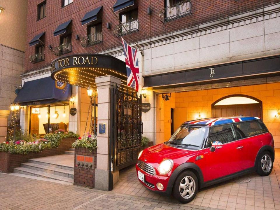 """Kobe Tor Road Hotel Sanraku""的图片搜索结果"