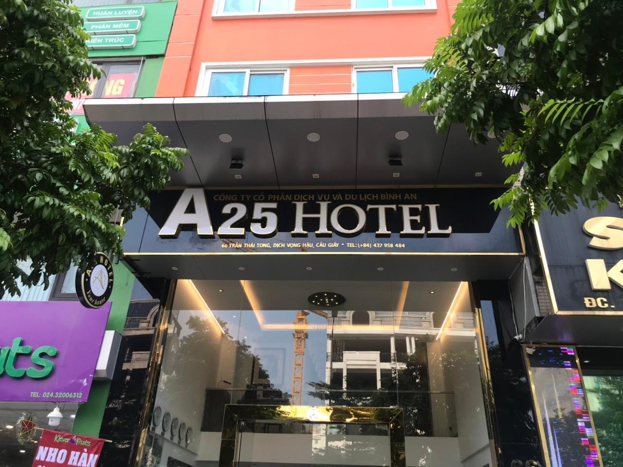 A25 Hotel 66 Tran Thai Tong In Hanoi Room Deals Photos