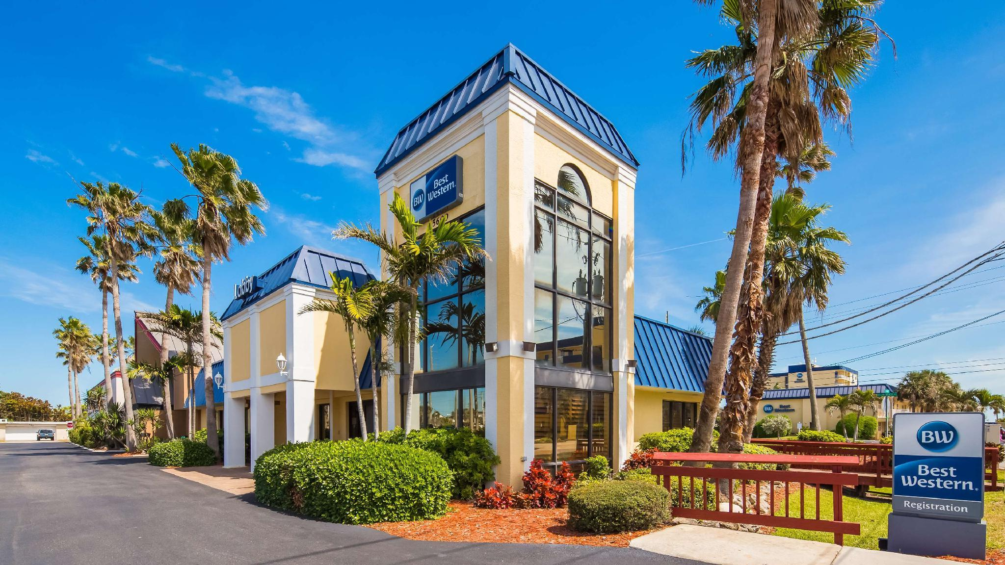 Book From Nz 190 Best Western Cocoa Beach Hotel And