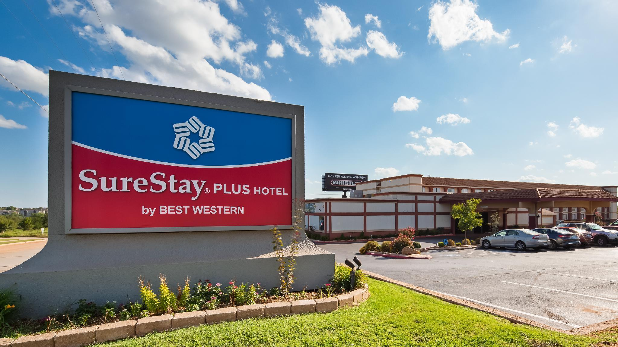 Book Surestay Plus Hotel By Best Western Oklahoma City North