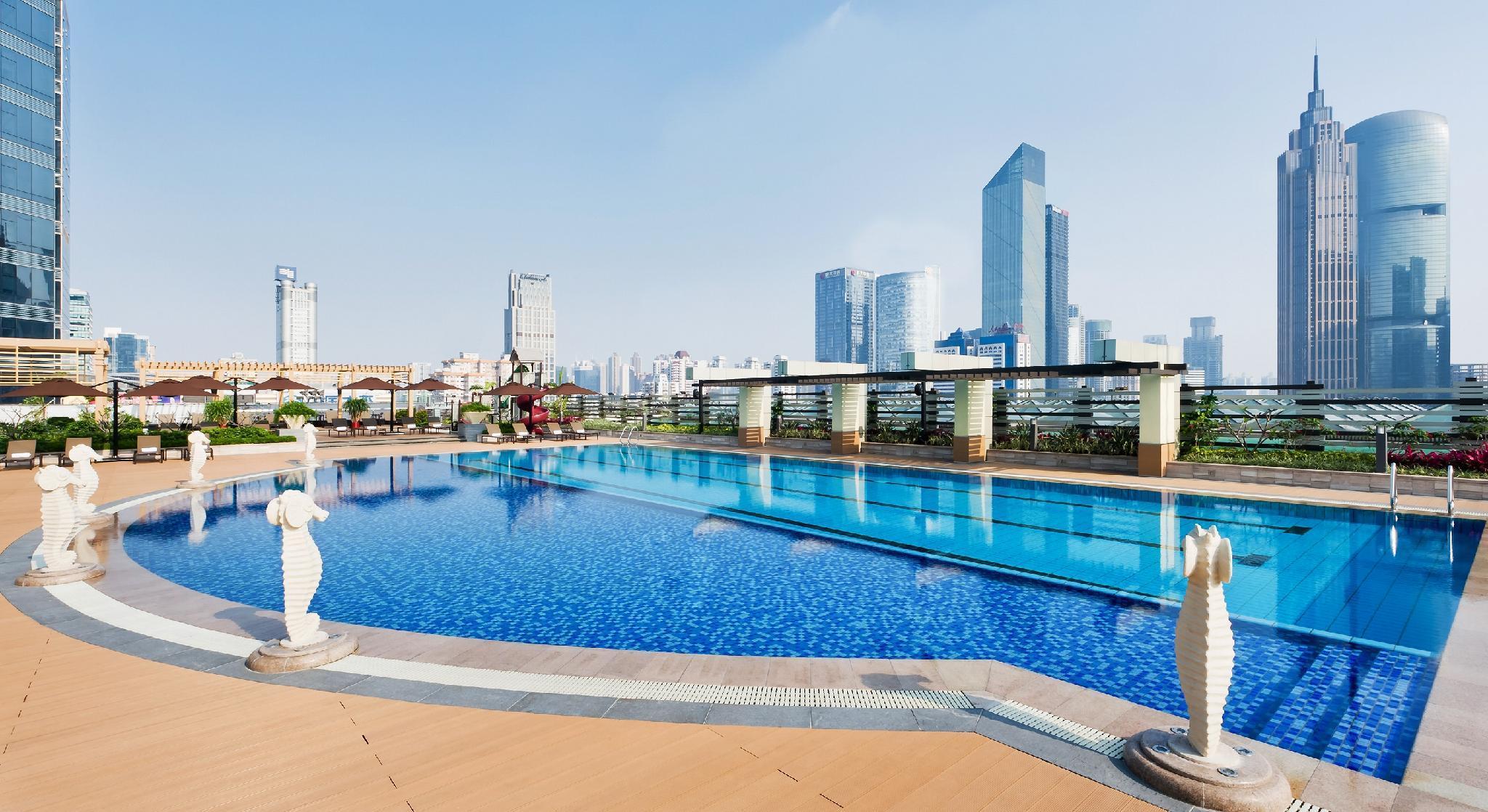 廣州粵海喜來登酒店 | 廣州 2020年 最新優惠 TWD4270 │ 點進來看照片和評論~