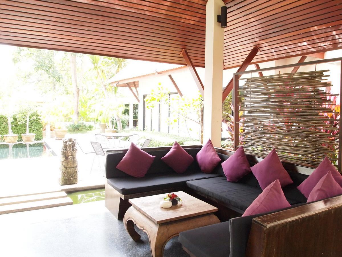 Ban Kao Tropical Boutique Residence Spa Na Muang Koh