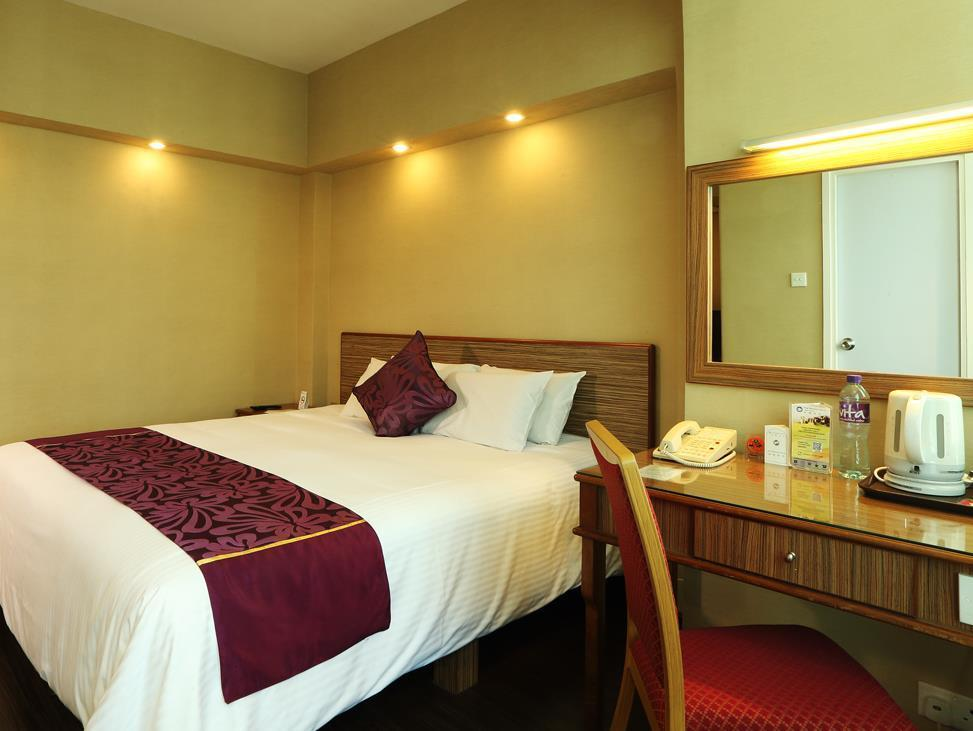 Imperial Hotel in Hong Kong - Room Deals. Photos & Reviews