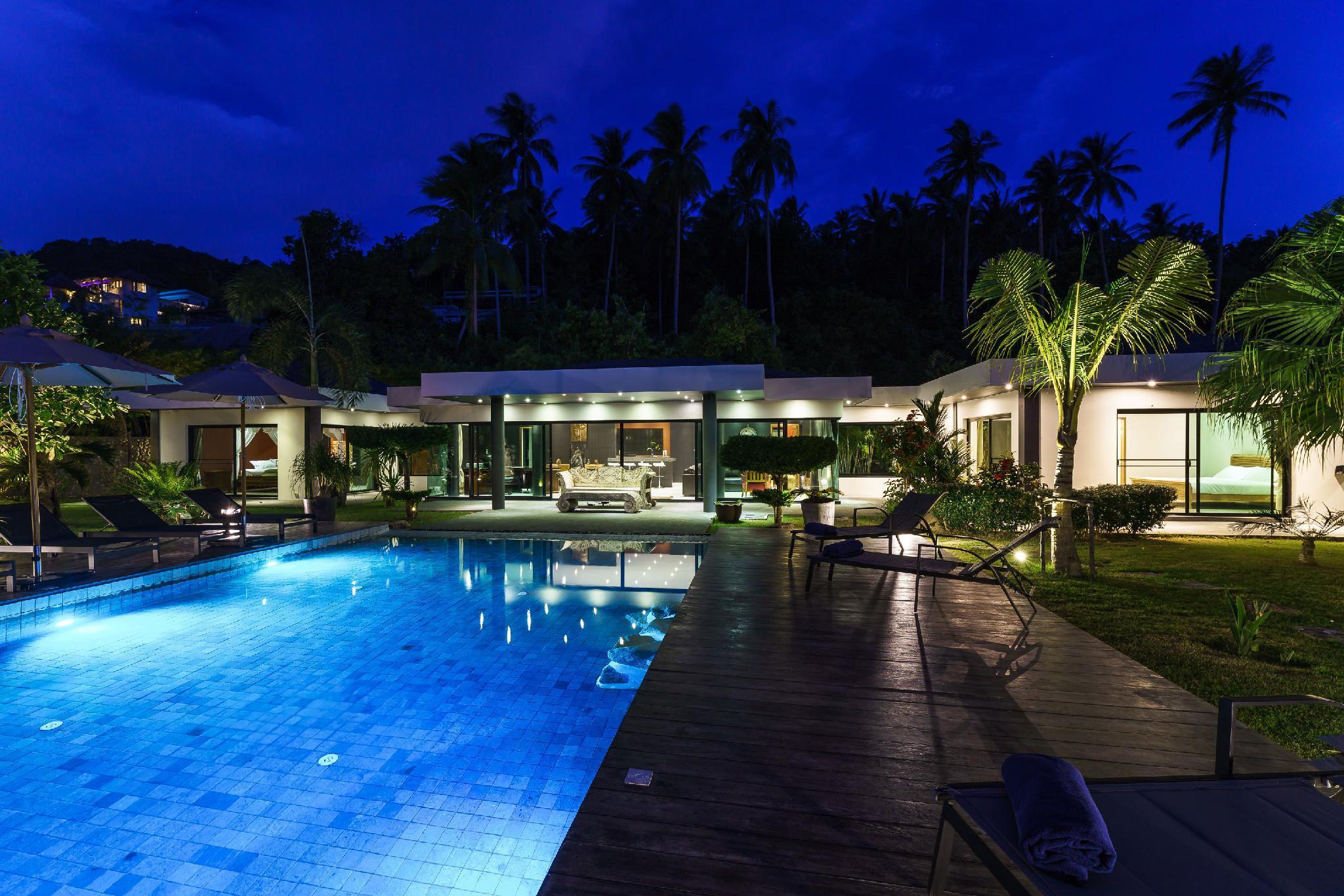 Anjali Villa Luxury 4 Bed For Children Familys Koh Samui