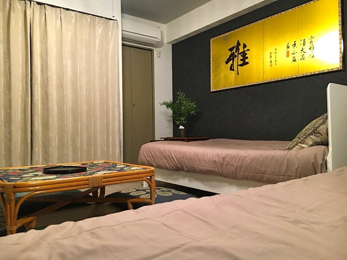 Apartemen 40 M Dengan 2 Kamar Tidur Dan 1 Kamar Mandi