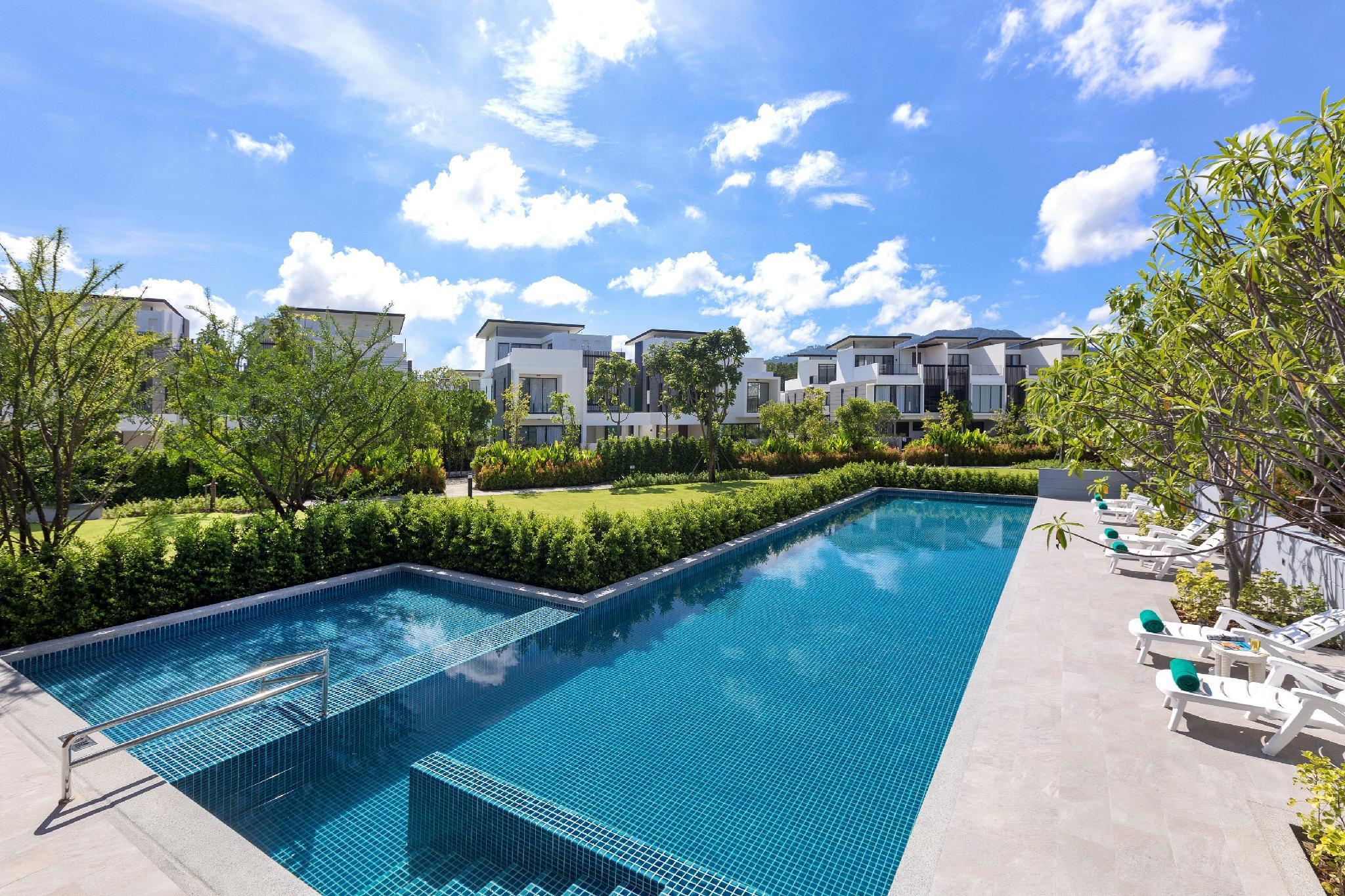 Book 3 Bdr Laguna Park Phuket Holiday Home Nr 16 In