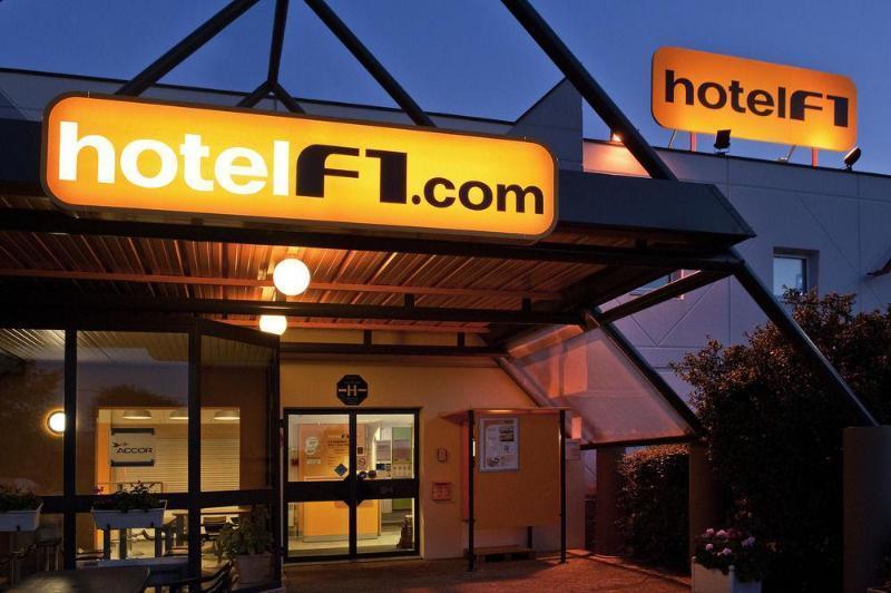 Hotelf1 Bordeaux Ouest Eysines France 2019 Reviews