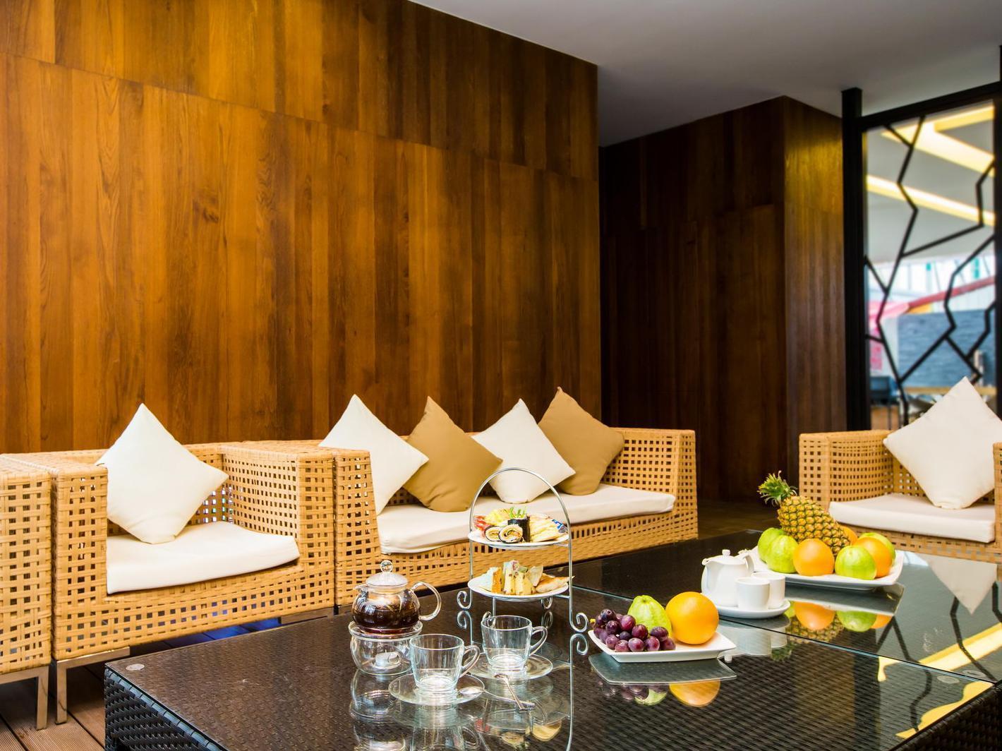 南投縣力麗哲園 - 日潭館 (Lealea Garden Hotels-Sun Moon Lake- Sun)真實住客評鑑&超殺特惠