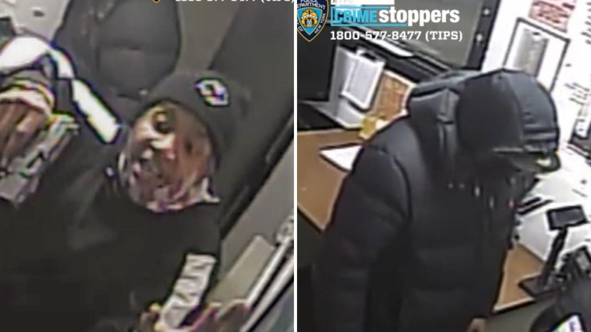 Washington Heights parking garage robbery