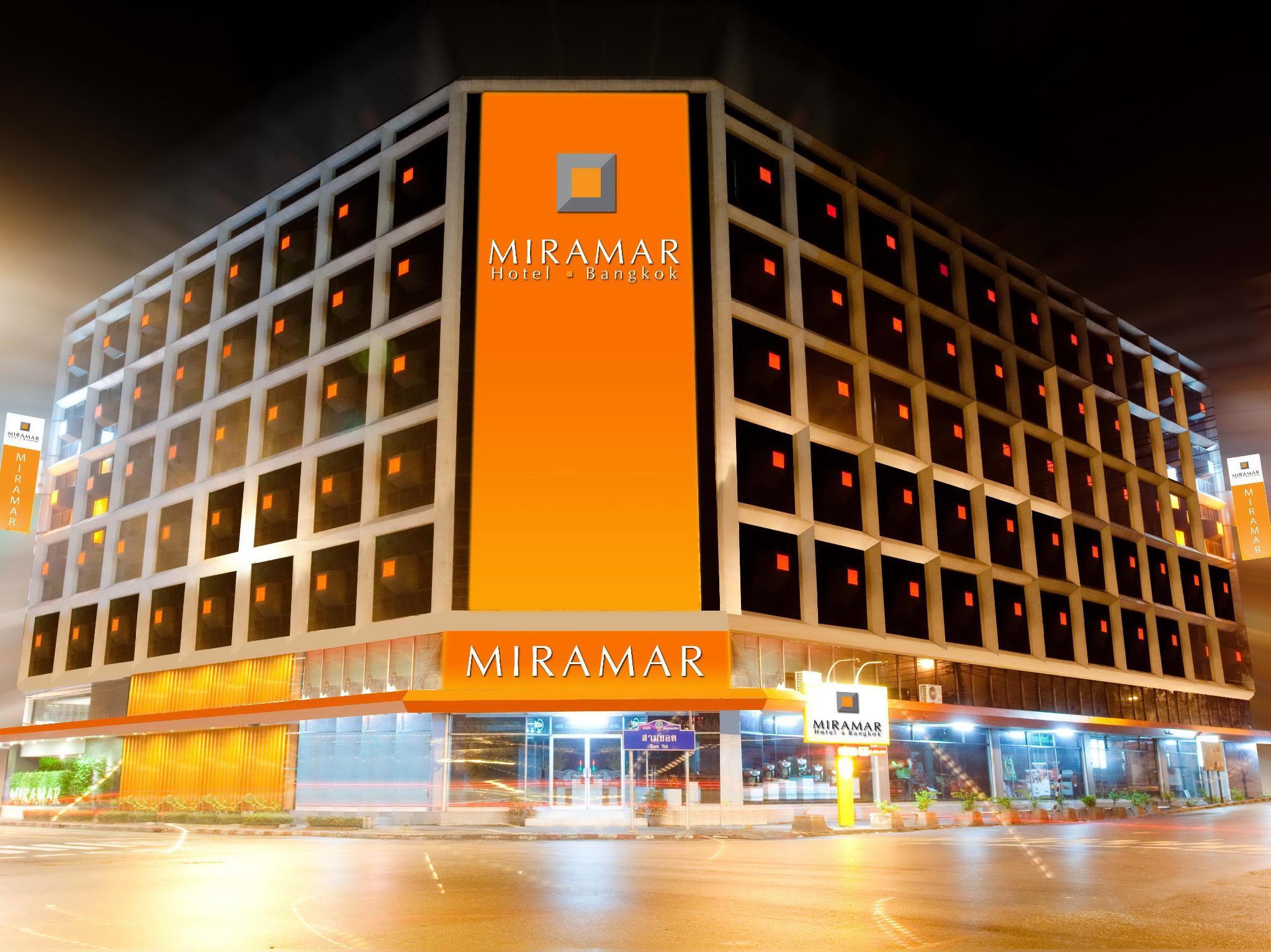 曼谷曼谷美麗華酒店 (Miramar Bangkok Hotel) - Agoda 提供行程前一刻網上即時優惠價格訂房服務