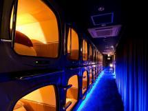 Spa & Capsule Hotel Grandpark-inn Kitasenju