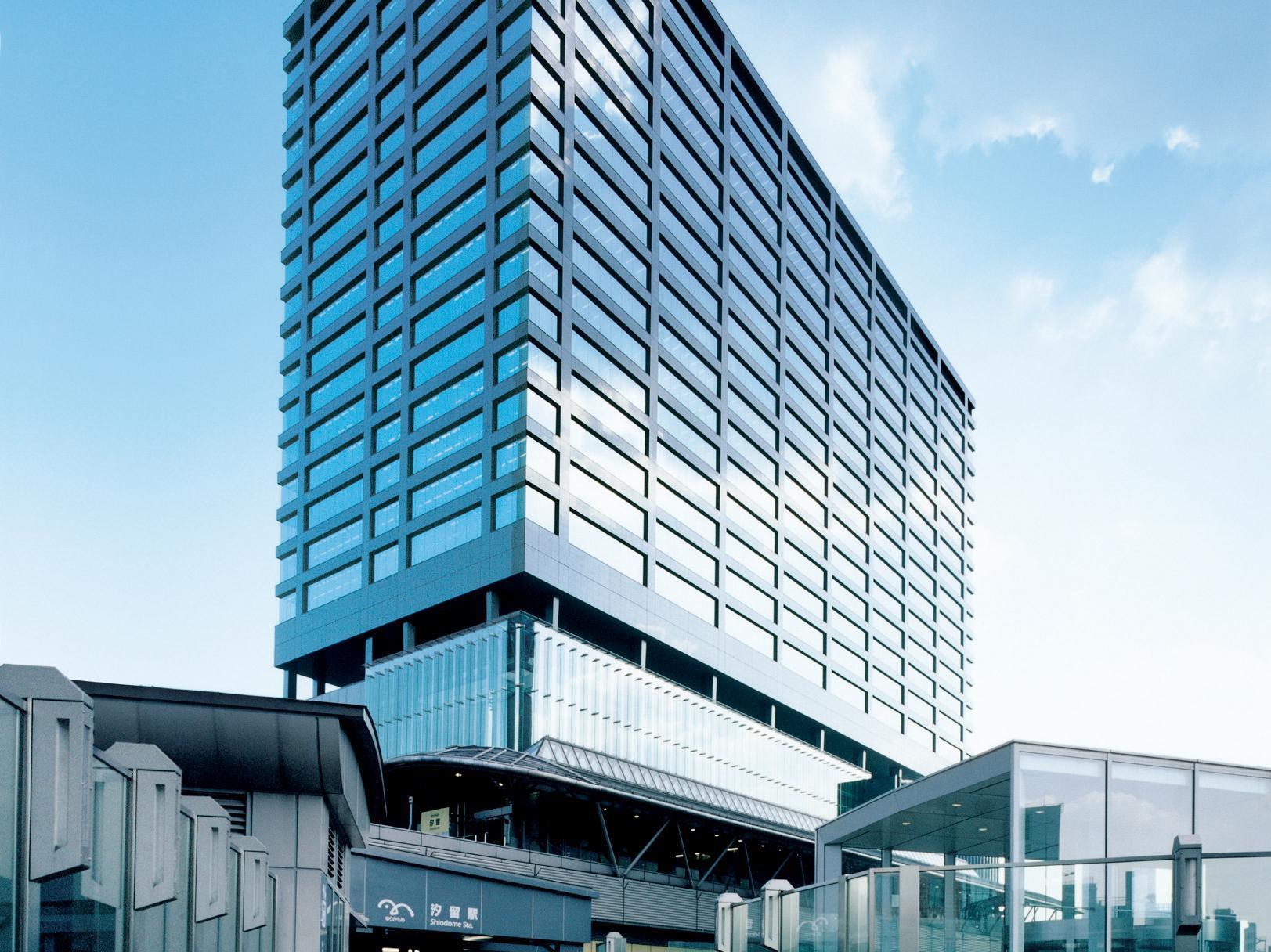 ホテルヴィラフォンテーヌ東京汐留 (Hotel Villa Fontaine Tokyo-Shiodome ...