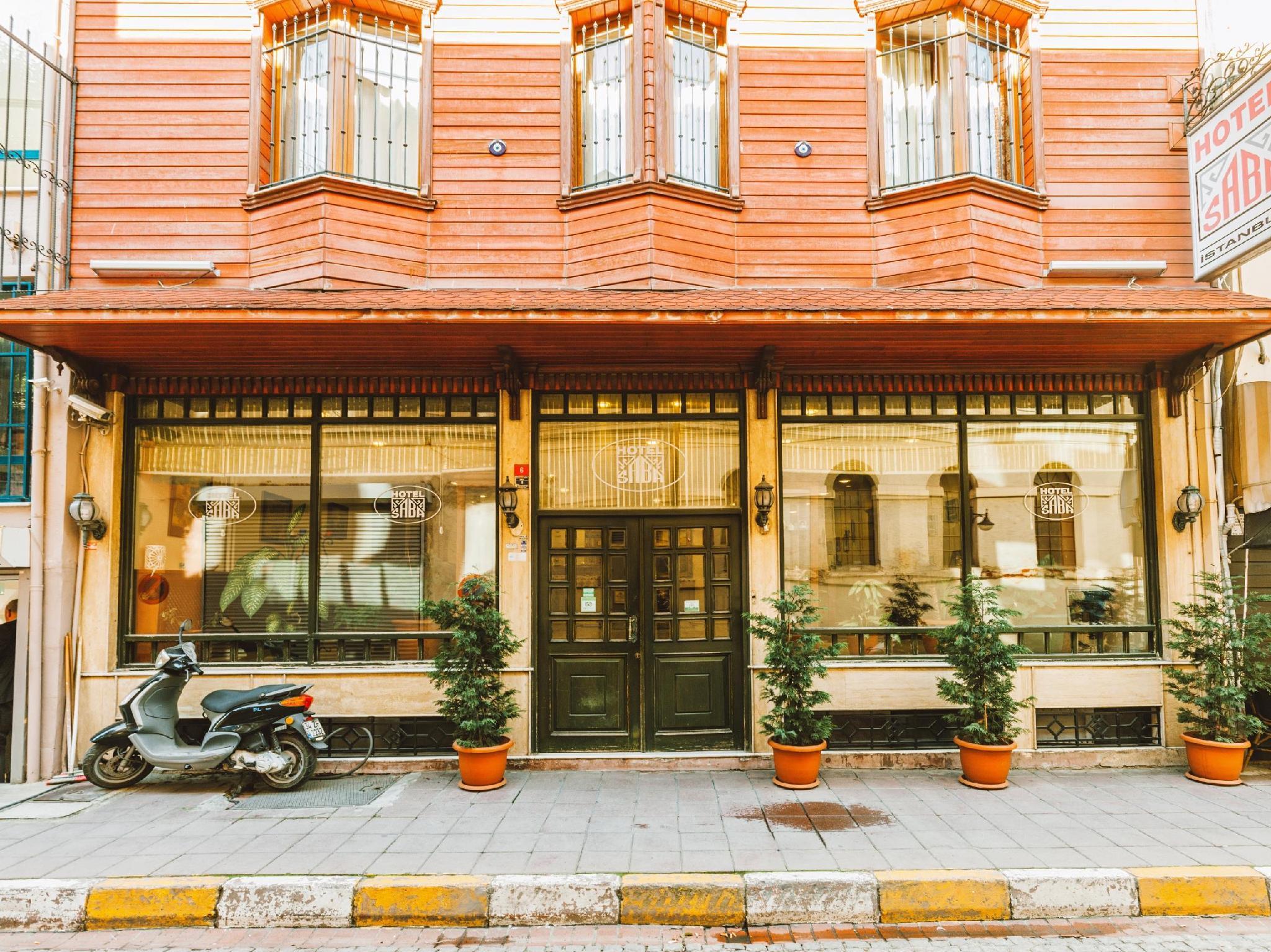 Hotel Saba Istanbul - Boek Een Aanbieding Op