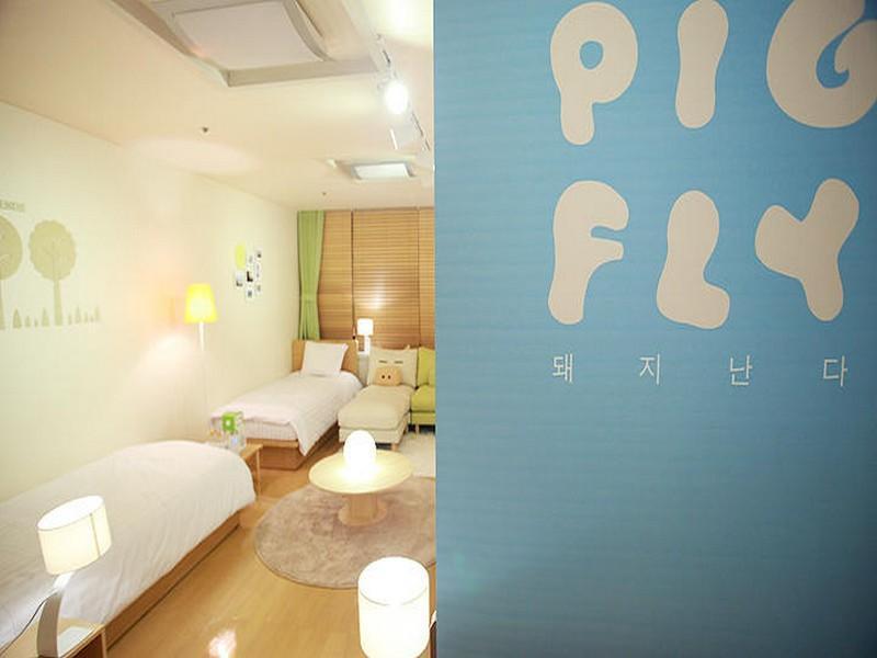 首爾飛豬旅館 (Pigfly Guesthouse) - Agoda 提供行程前一刻網上即時優惠價格訂房服務