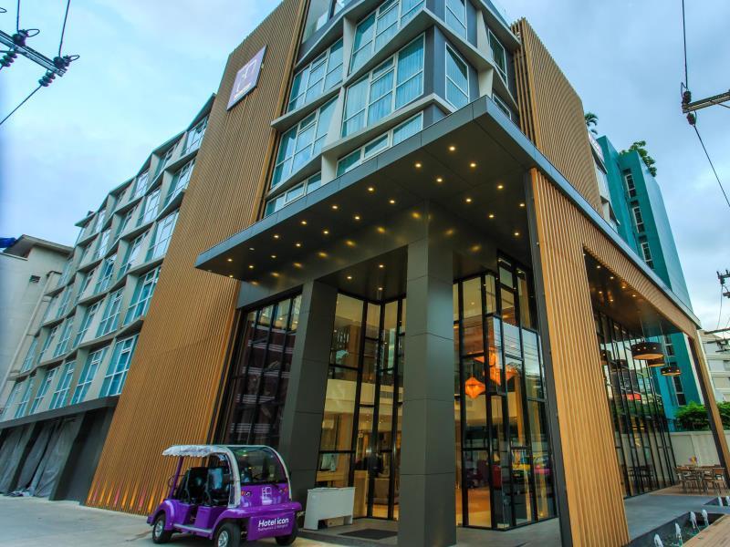 Hotel Icon Bangkok - Agoda