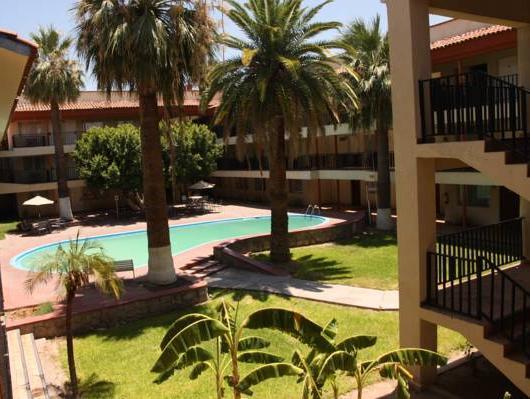 Hotel Bugambilia Hermosillo Mexico